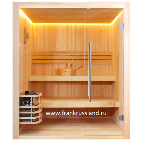 Финская сауна Frank 810 серия
