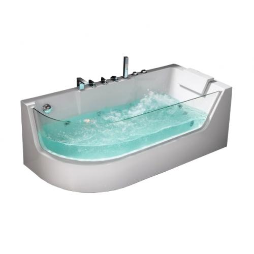 Ванна Frank F105L левая Размер:170*80*58см