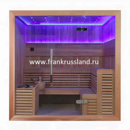 Frank 870 LUX серия (3 стены-2 полки угловые)